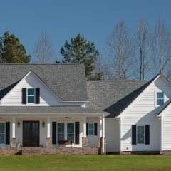 A Modern Farmhouse